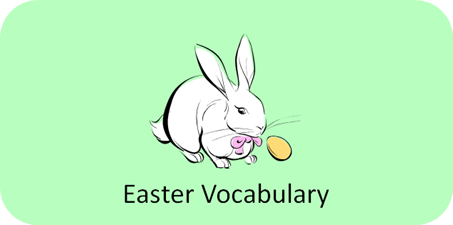 http://www.positivelyautism.com/downloads/EasterVocabulary.pdf