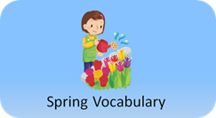 http://www.positivelyautism.com/downloads/Spring_Vocabulary.pdf